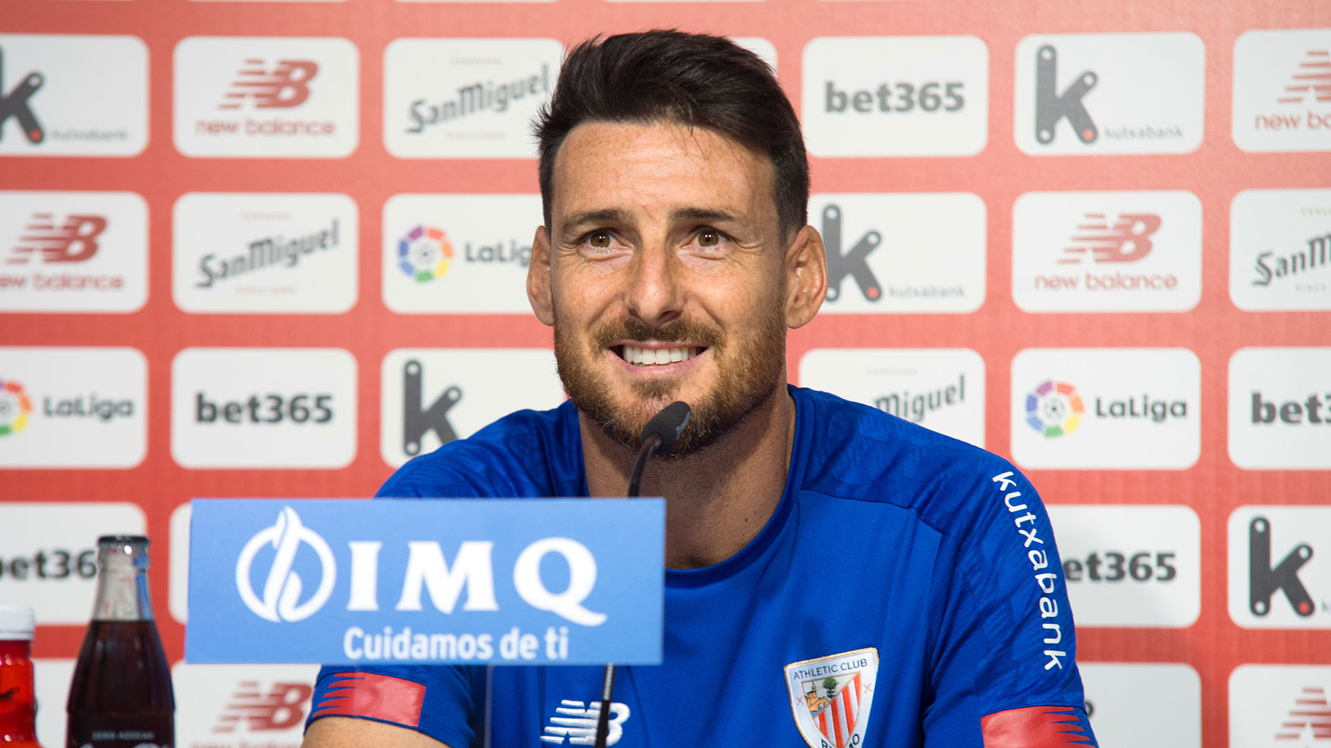 Aduriz will hang up his boots at the end of the season