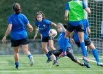 Athletic Club ladies' team work plan until September 15