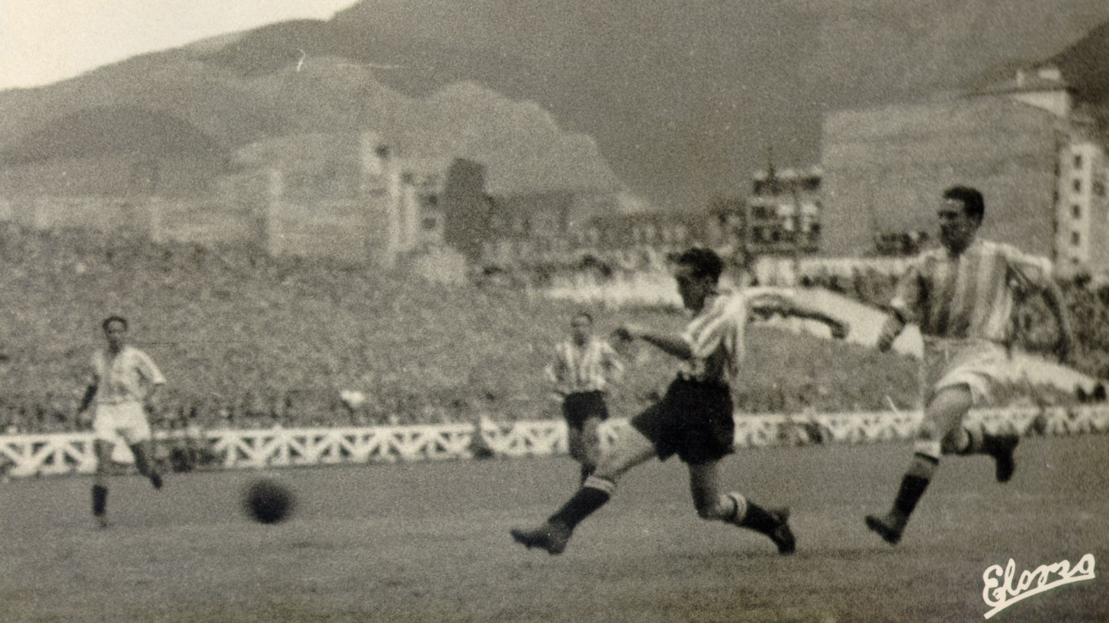 71 years since Athletic's 1,000th league goal
