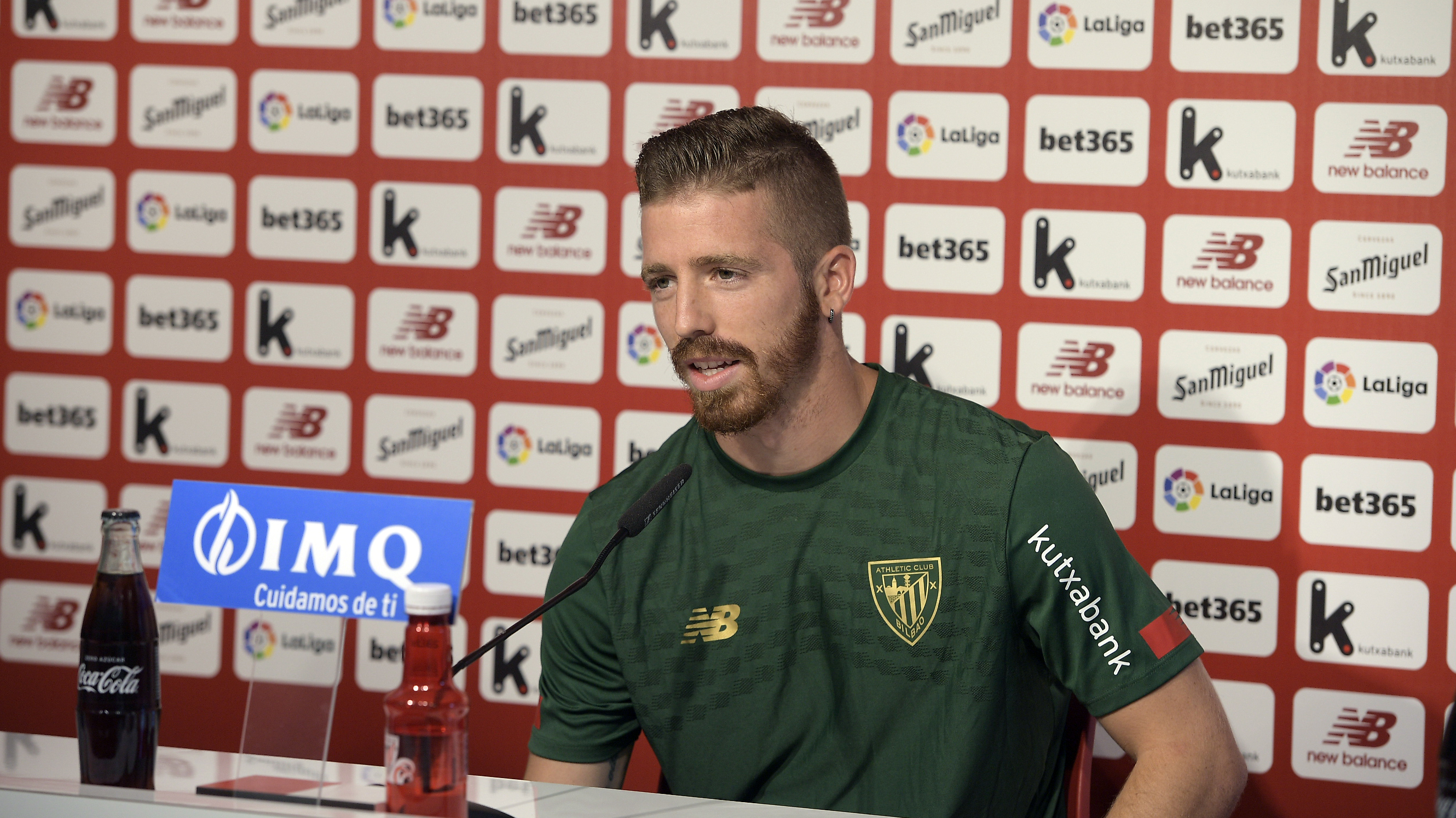 "Muniain: ""It has all it takes to be a great derby"""