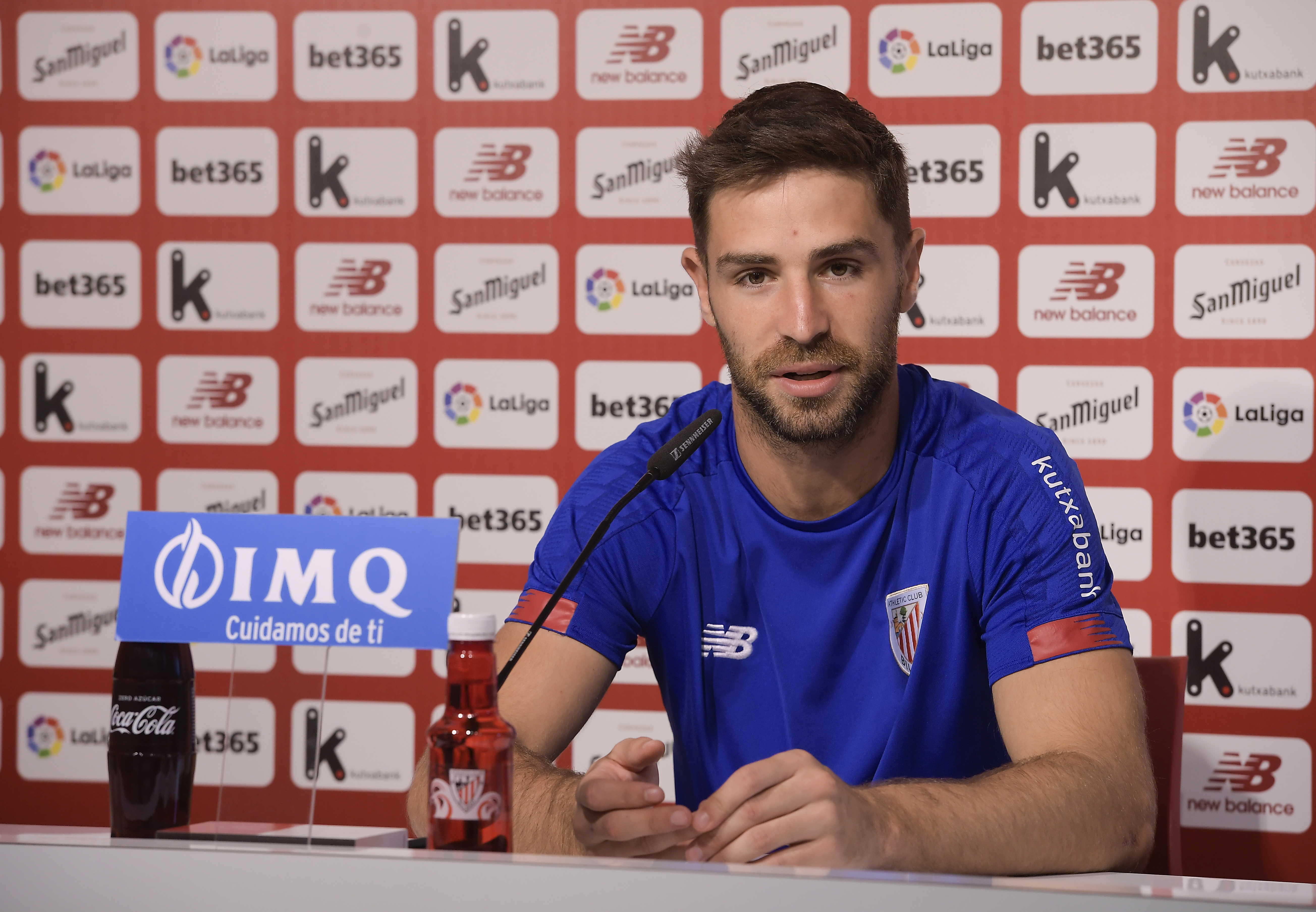 "Yeray: ""We still have the same aspiration"""