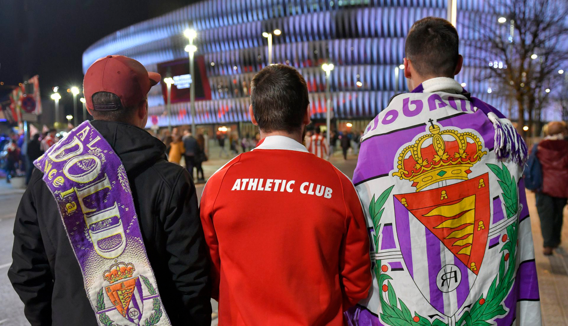 Sale of tickets for Athletic Club – Real Valladolid