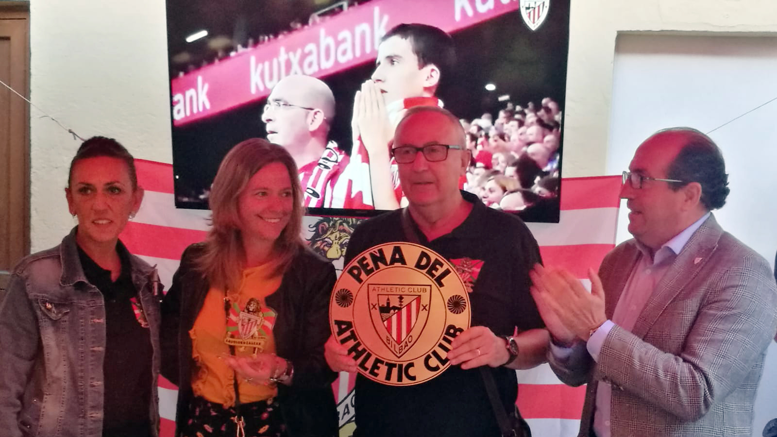 Athletic Zaleak, a new Fan Club in Araba