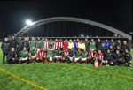 Veterans match against the Medical College