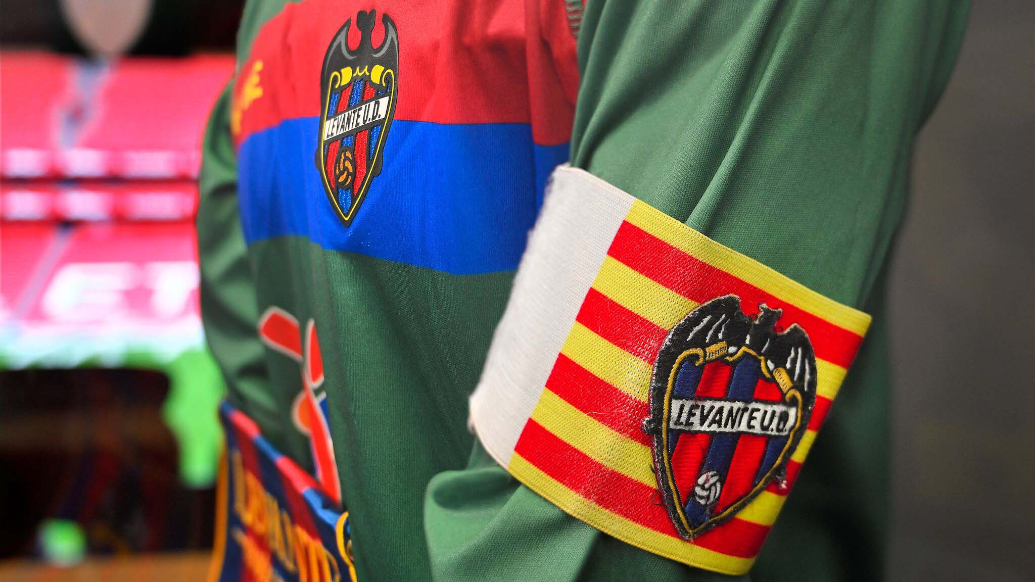 From the museum to the box: Levante UD
