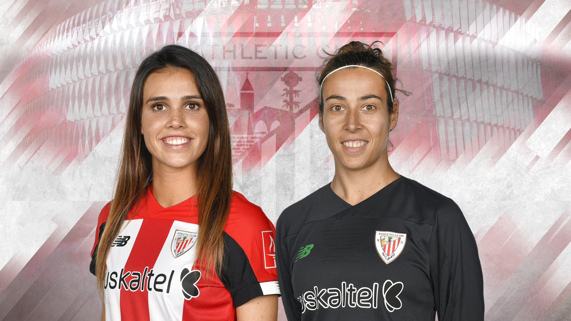 Jone Ibañez and Ainhoa Tirapu will have to go through surgery