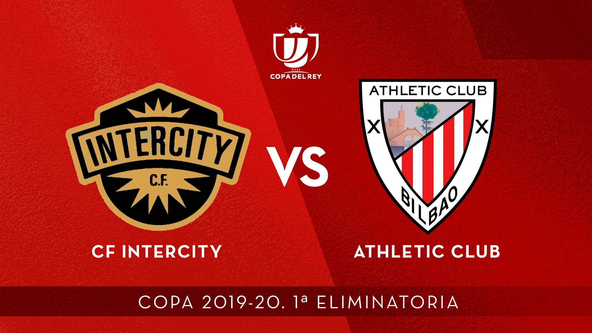 C.F. Intercity-Athletic Club partidarako sarrerak