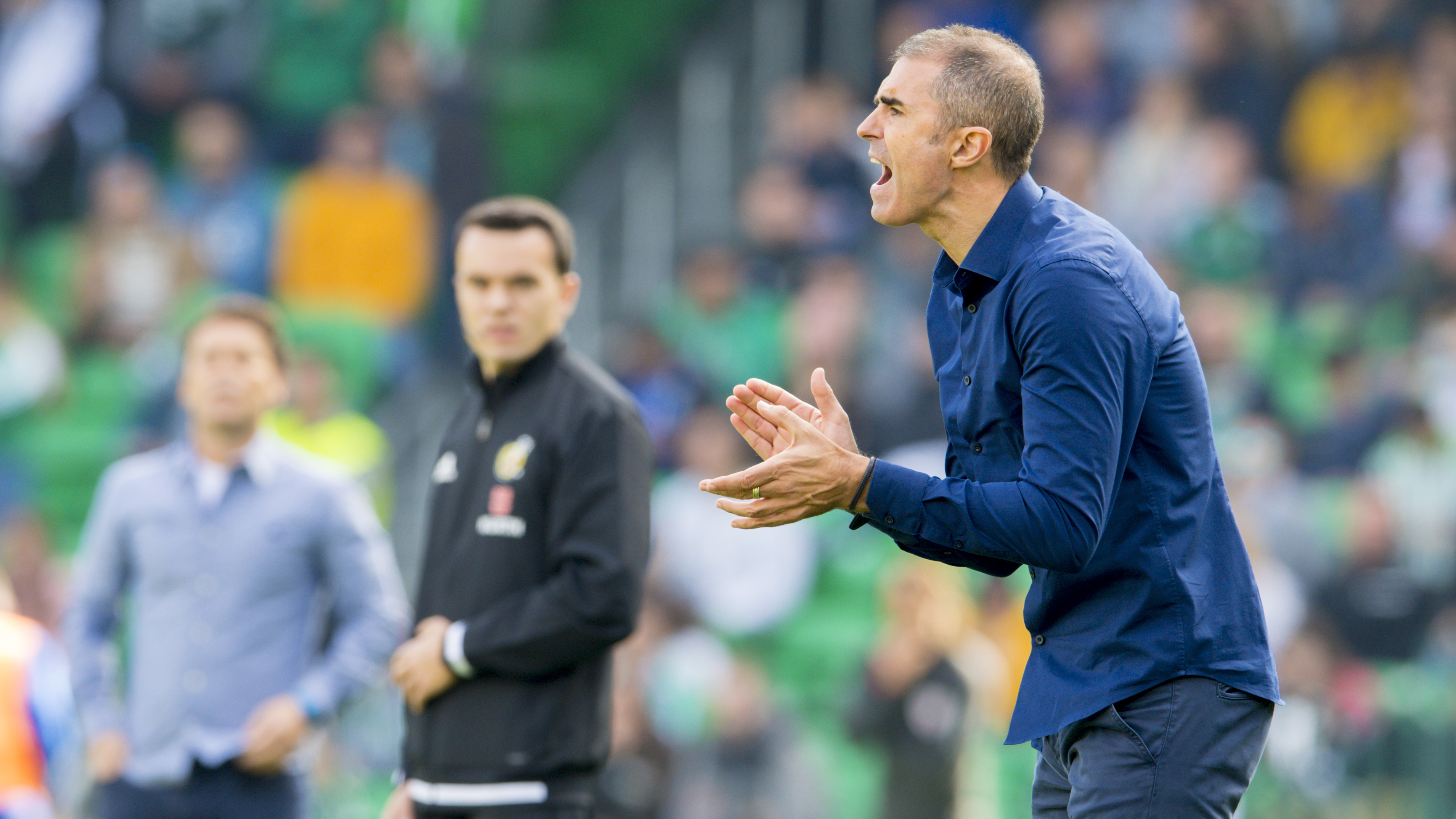 "Gaizka Garitano: ""We have fought until the end"""