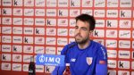 "Beñat: ""It is going to be a nice match"""