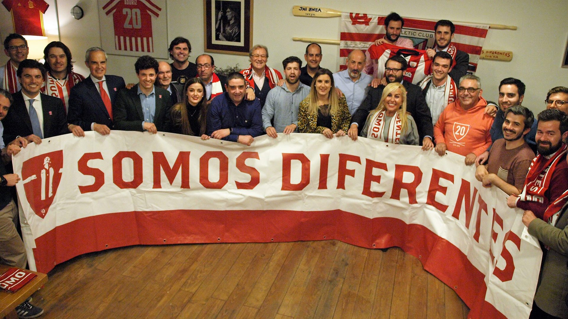 Athletic supporters together in all territories