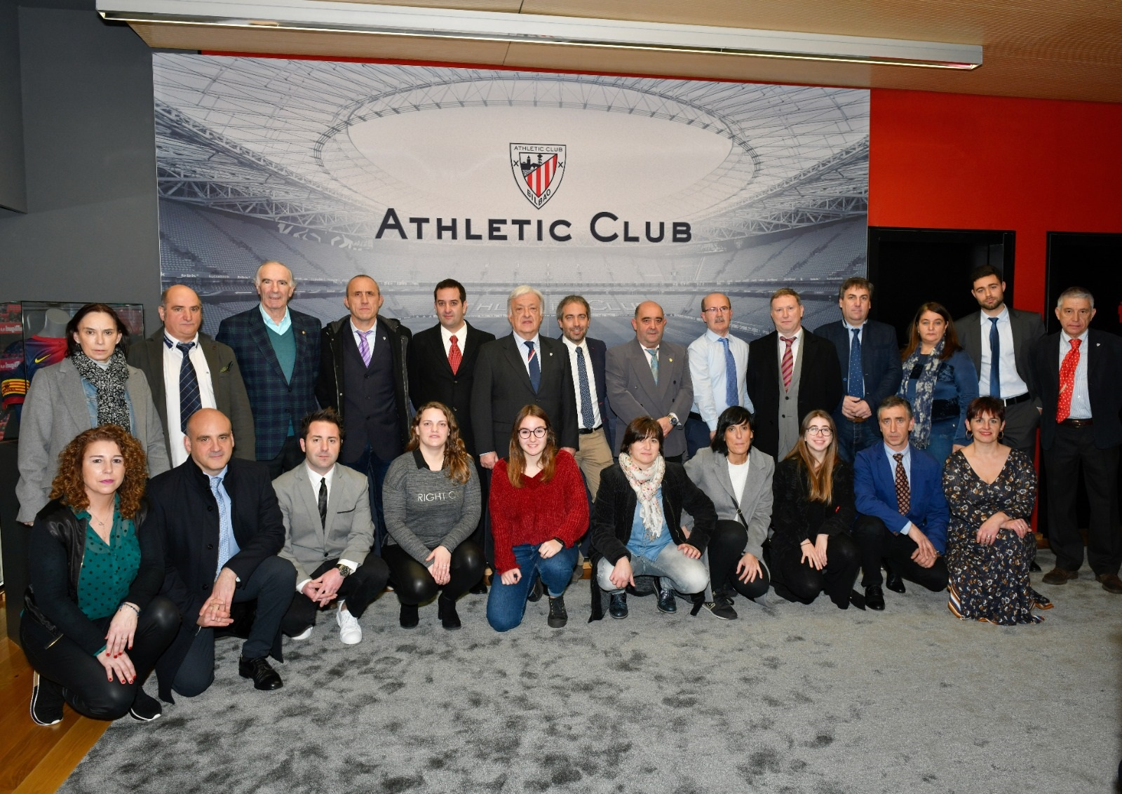 36 women clubs will be Athletic's convened until 2023