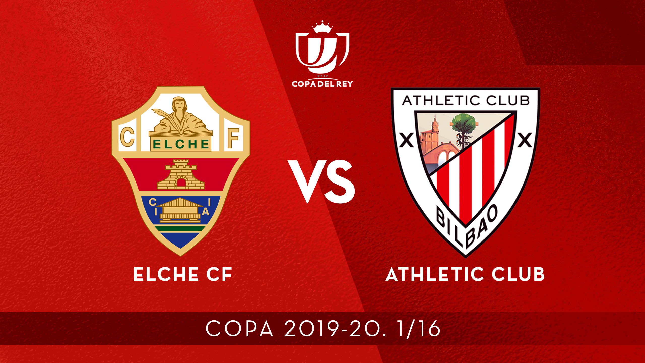 Elche CF, rival in the round of 16 of the Cup