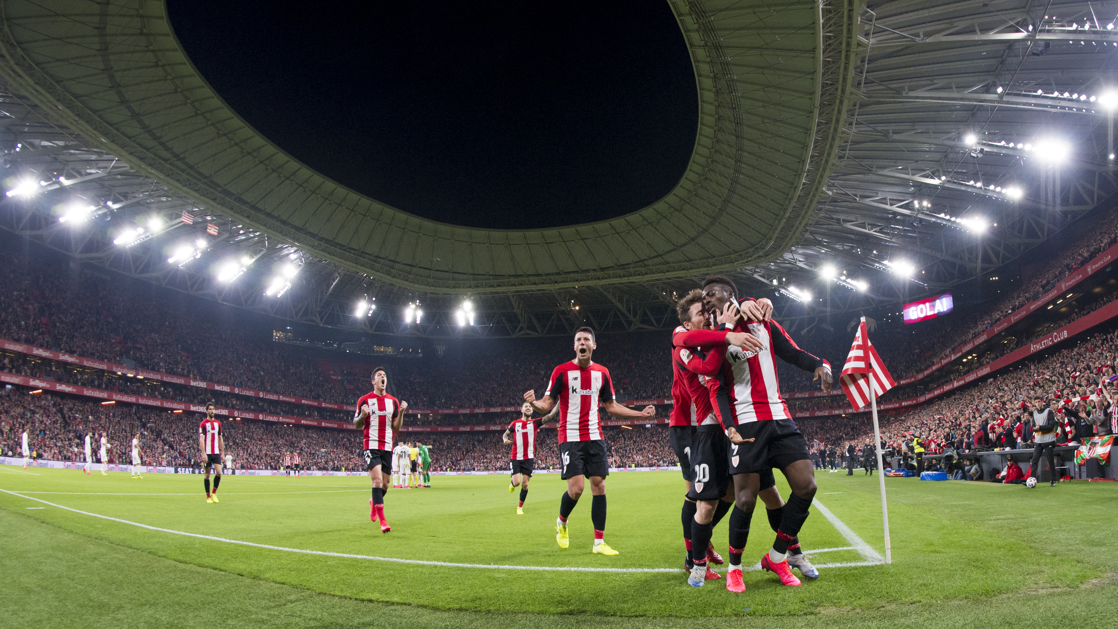 Athletic earn an advantage that should have been greater
