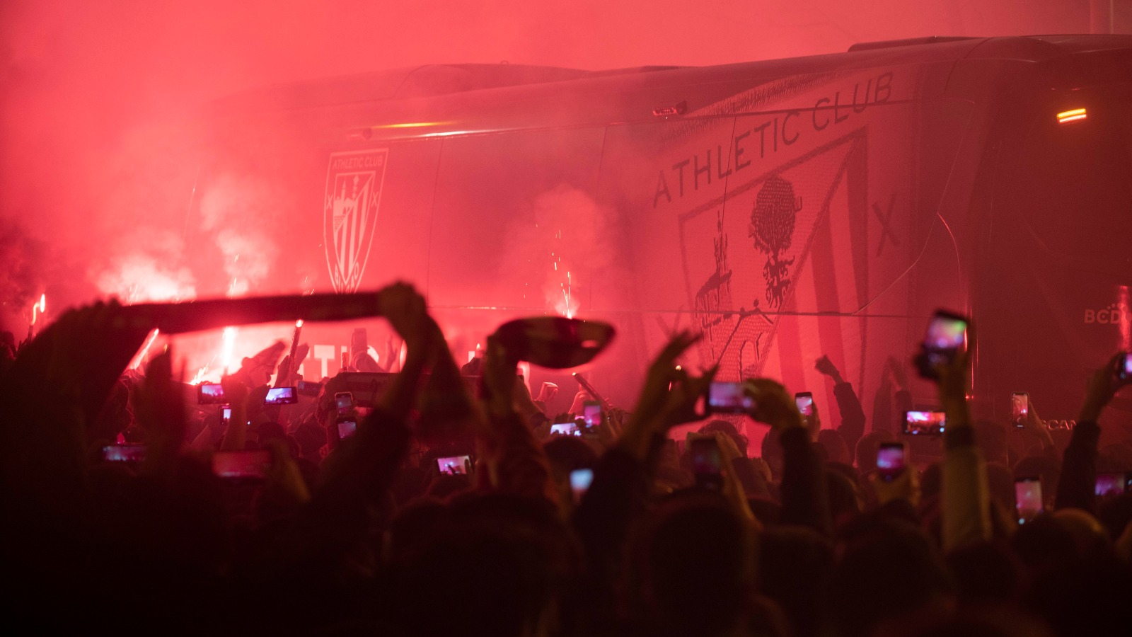 INSIDE | Athletic Club-Granada CF, one more step towards Seville