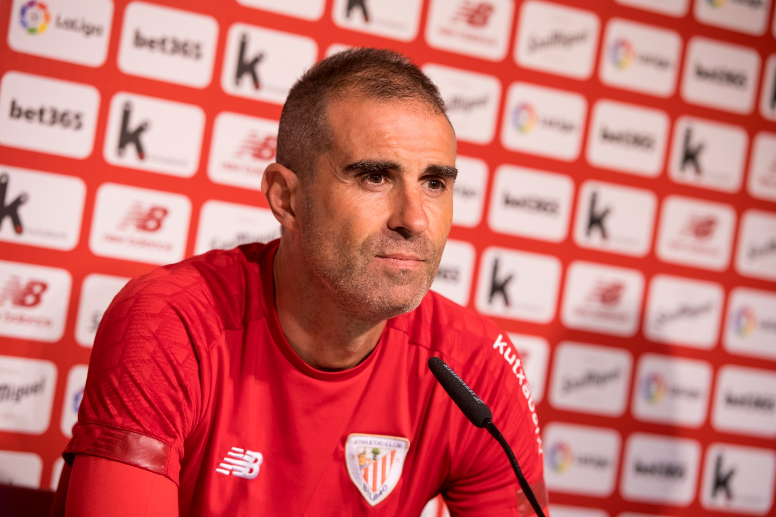 """We must focus our attention on LaLiga; it's time to win"""