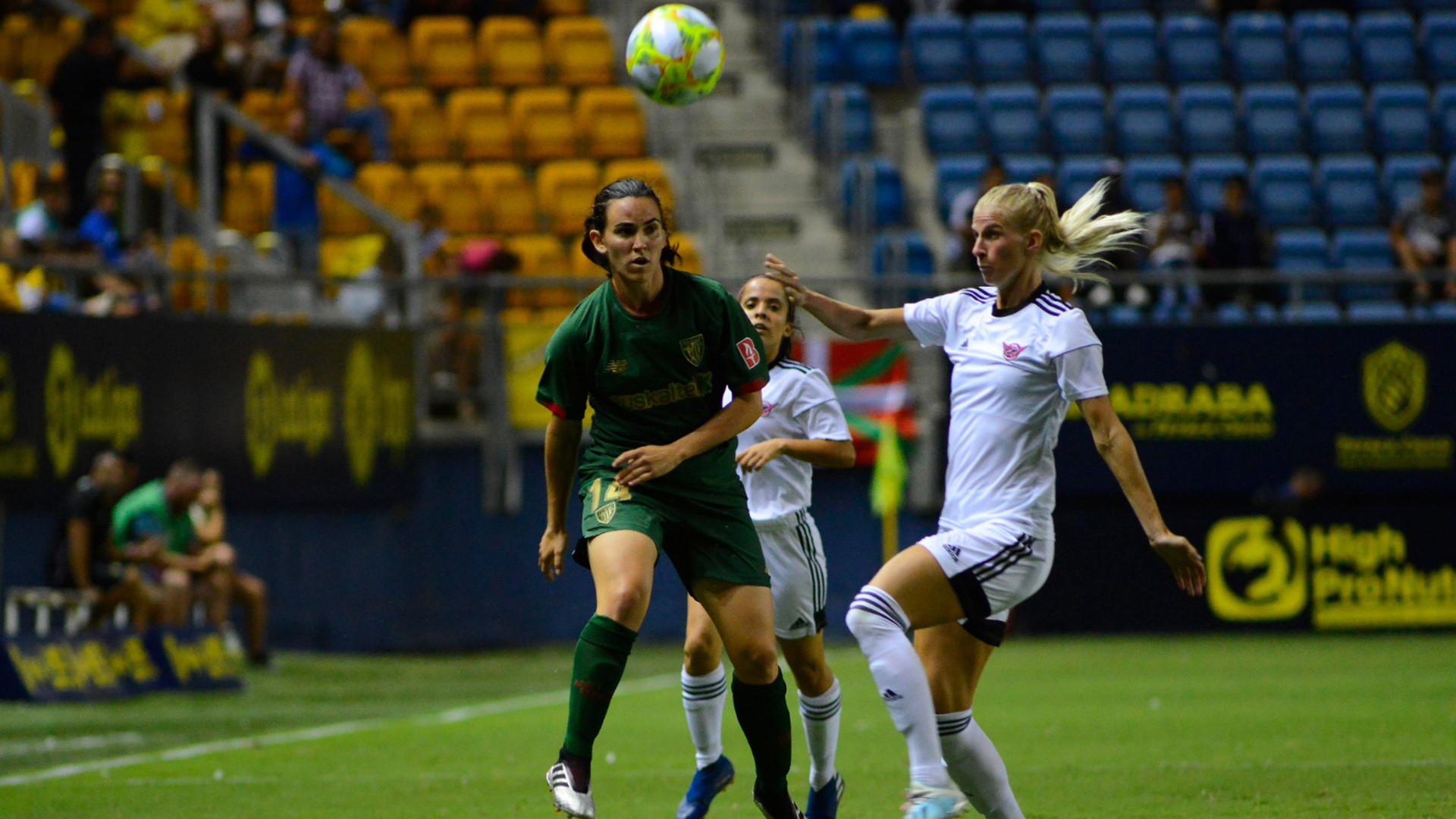 CD Tacón, rival in the quarter final of Copa de la Reina