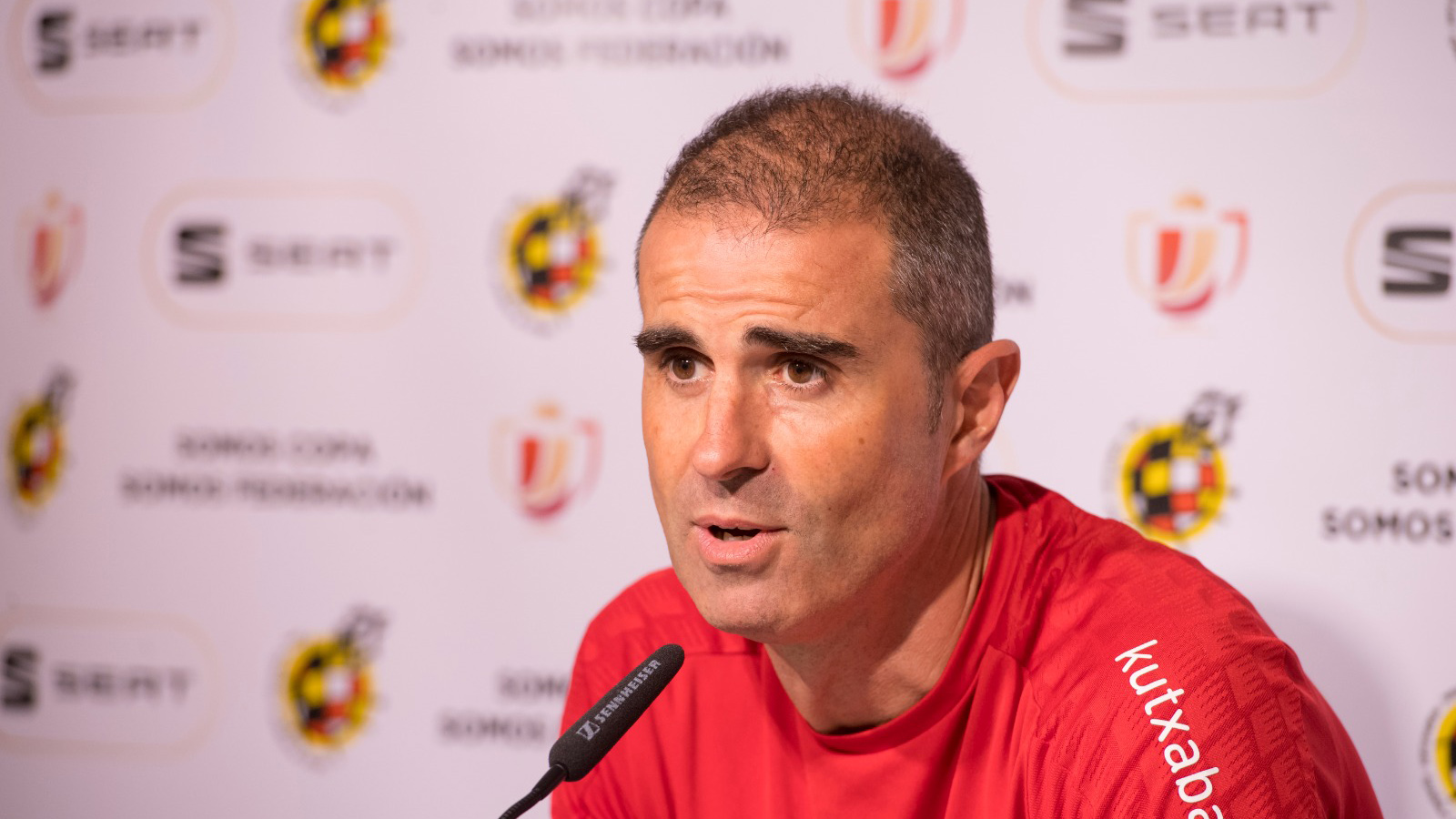 """Garitano: """"We have to be ambitious and go for them"""""""