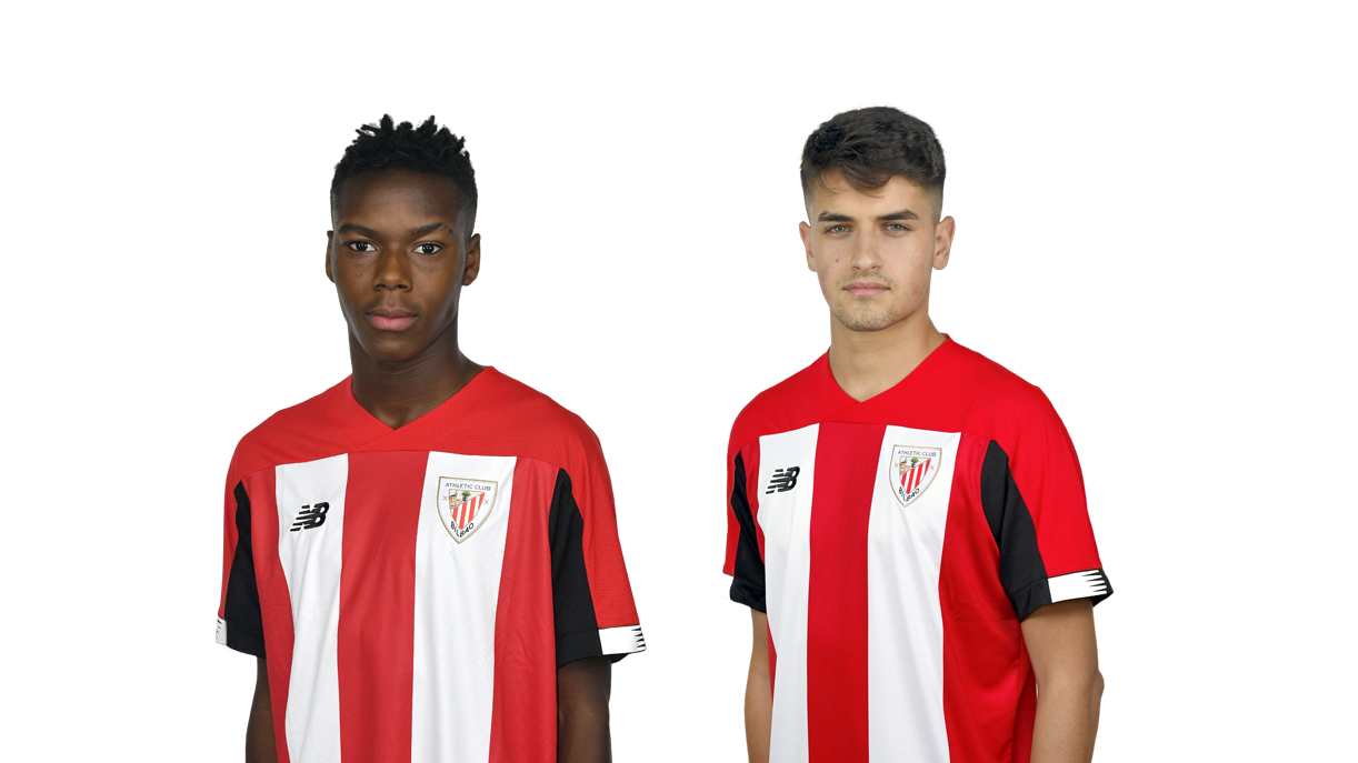 Nico Williams and Beñat Prados summoned by the Spanish national team