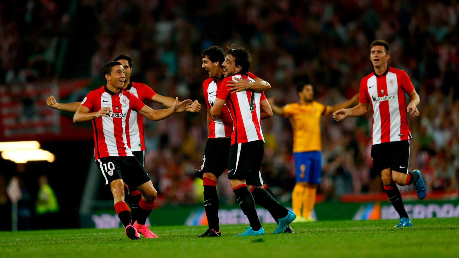 Videoteca: Supercopa 15/16 (ida) I Athletic Club 4 – FC Barcelona 0