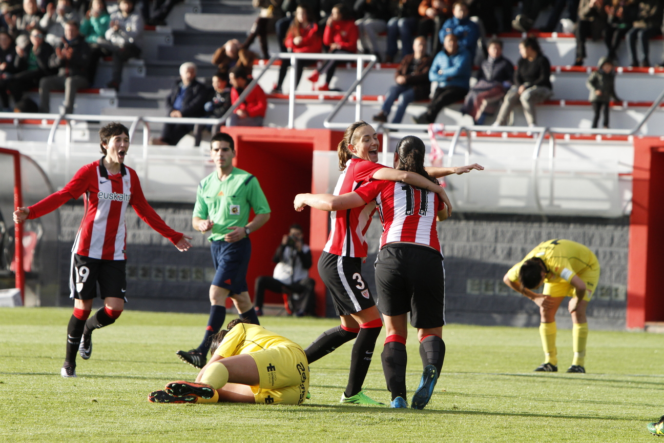 The brace from Yulema Corres that carried closer to their last league title