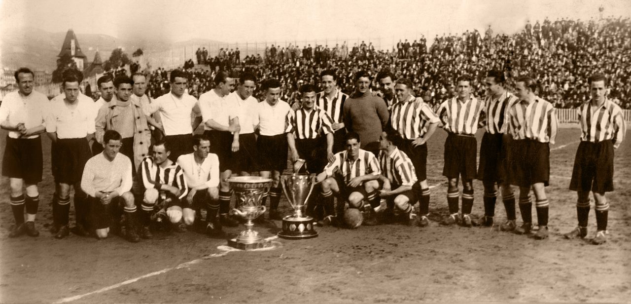 Regaining LaLiga title in 1931
