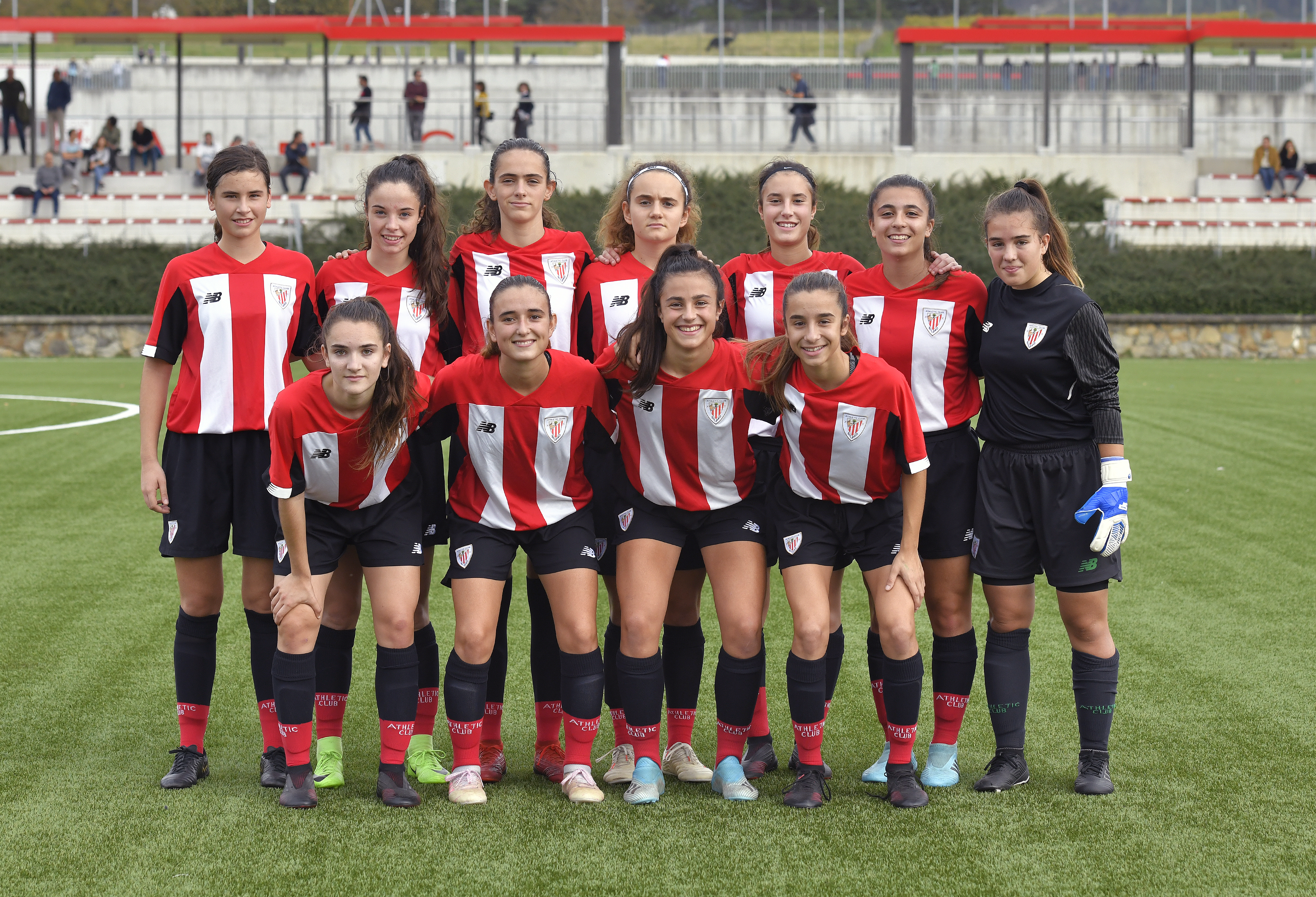 Women's C will play in the Women's Basque League