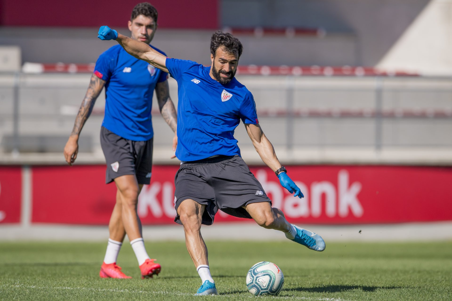 Athletic Club entrenamendua (2020/05/20)