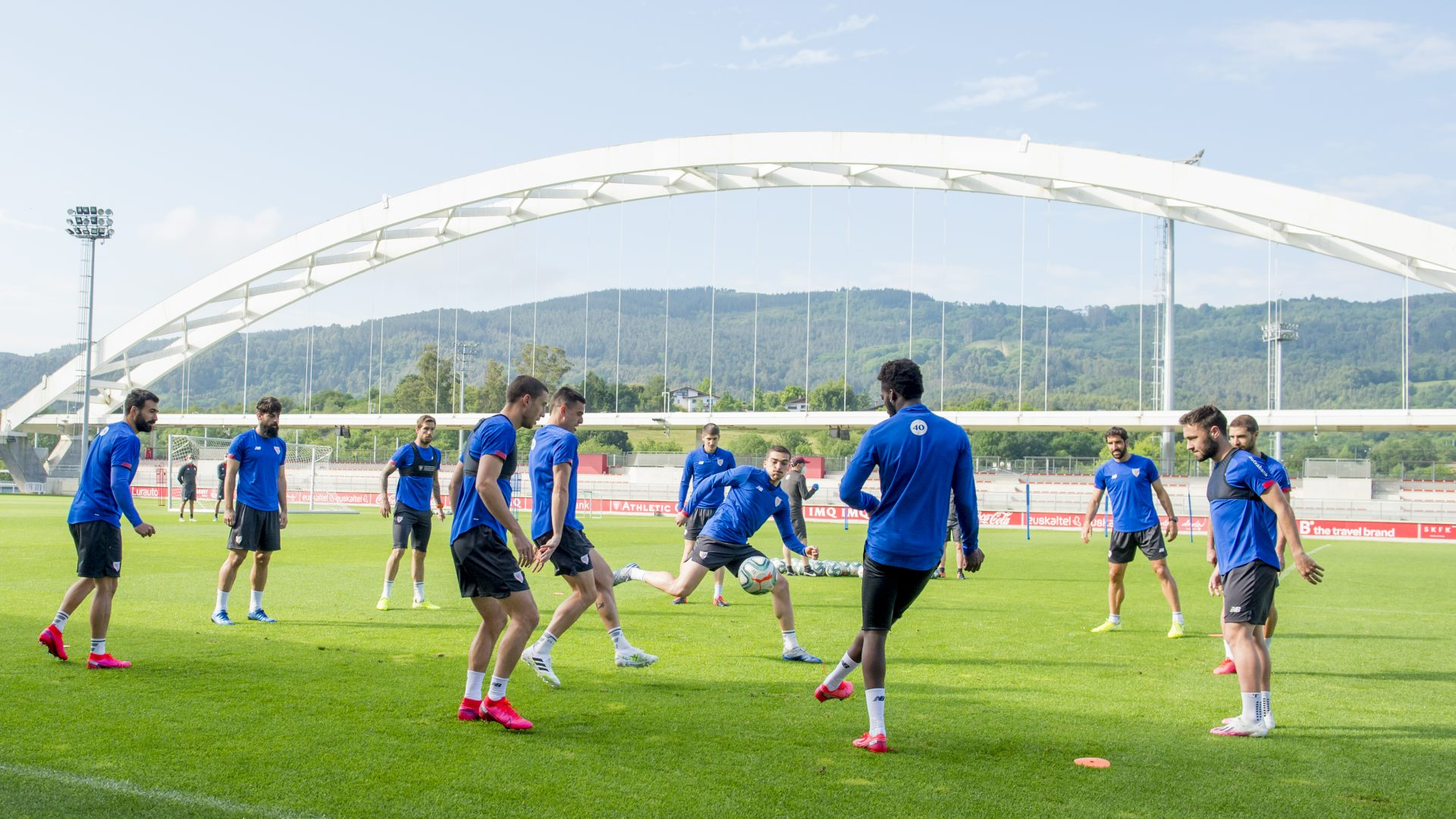 Athletic Club I Training session (05/25/2020)
