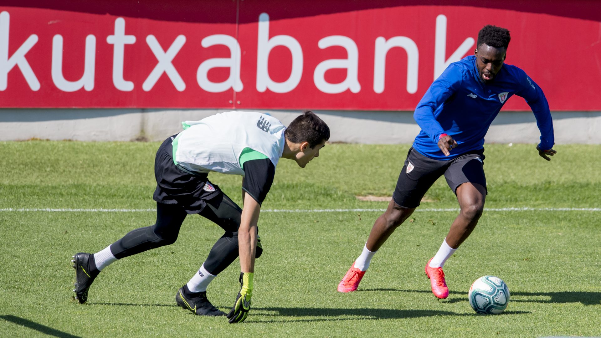 Athletic Club I Training session (05/27/2020)