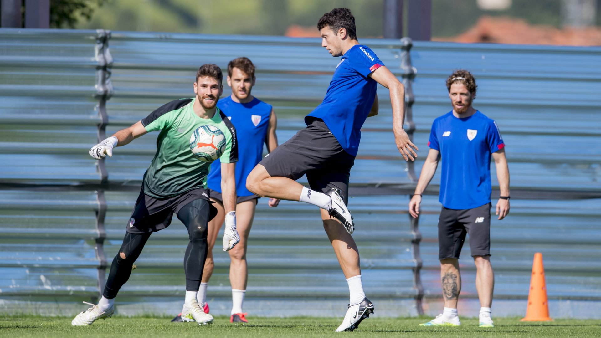 Athletic Club I Training session (05/28/2020)