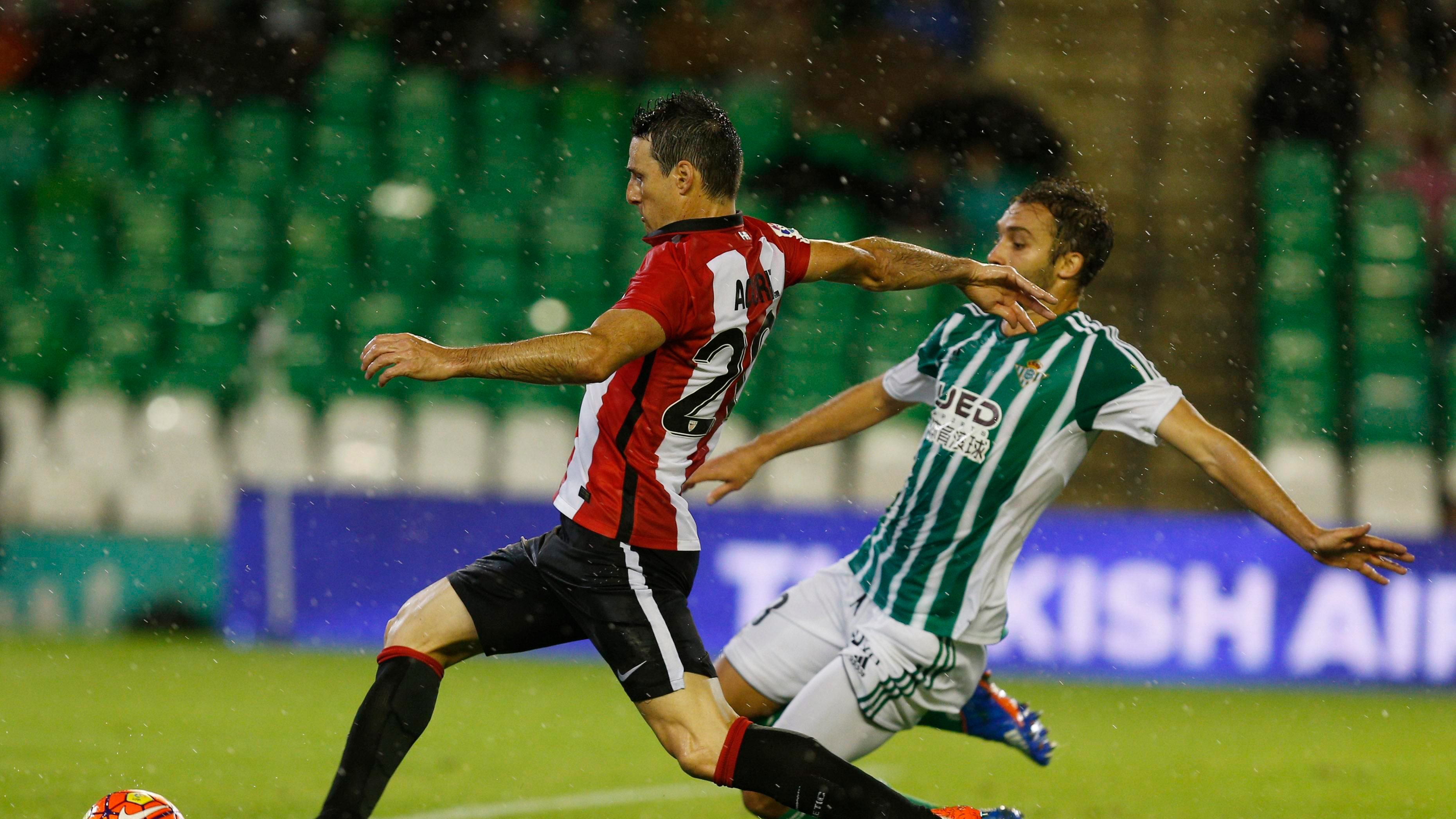 Partido Completo: Real Betis – Athletic Club (LaLiga 2015-16)