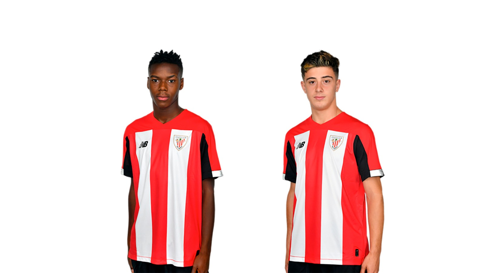 Nico Williams y Nico Serrano, al Bilbao Athletic