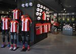 The shops of Athletic, reopen