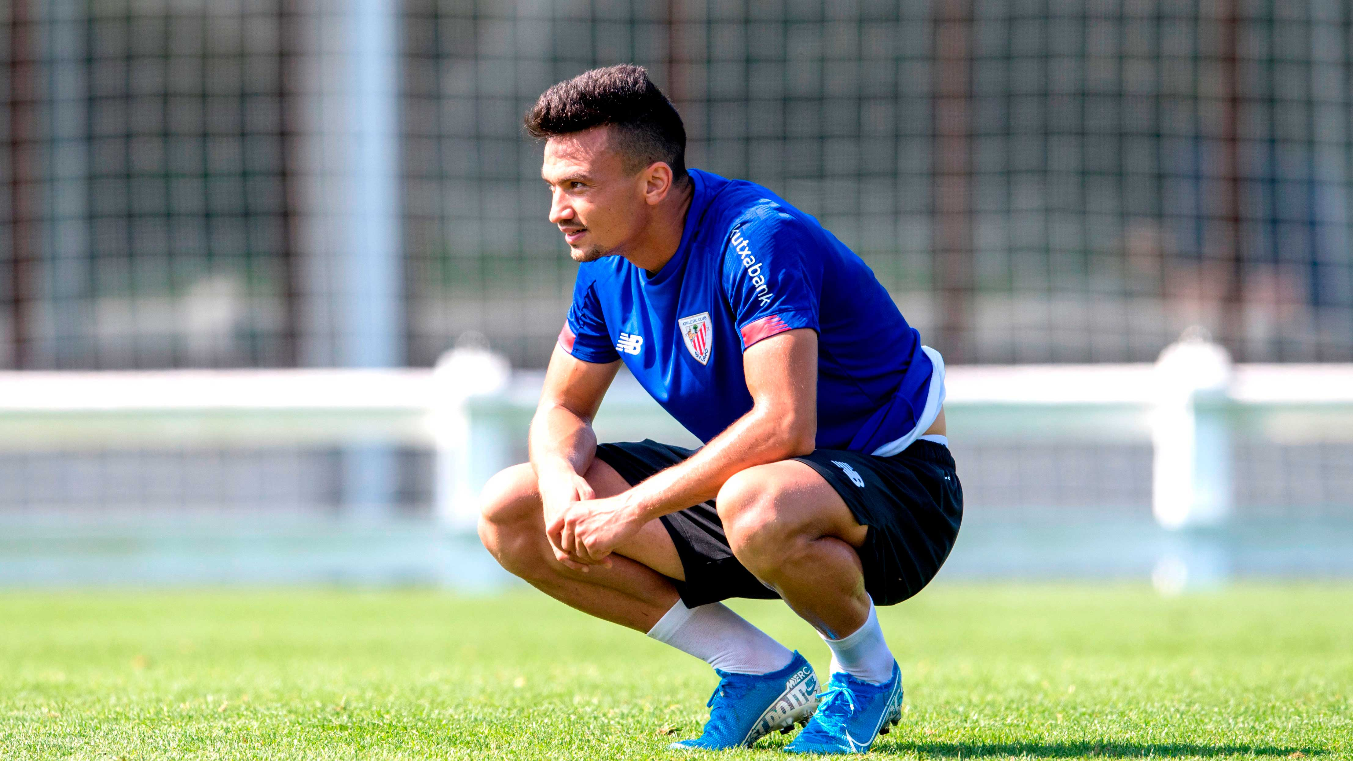 Ganea returns to the training sessions on July 6