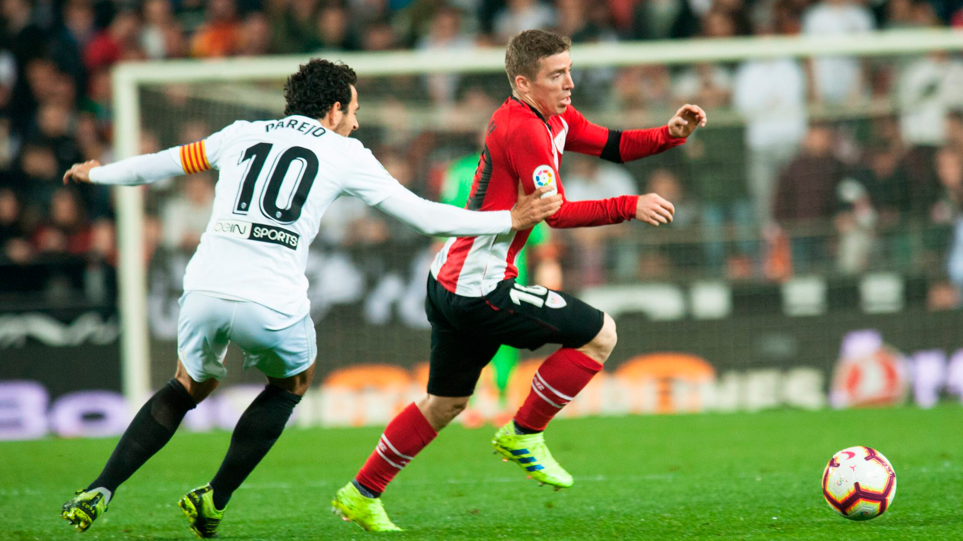 The most recent Valencia – Athletic