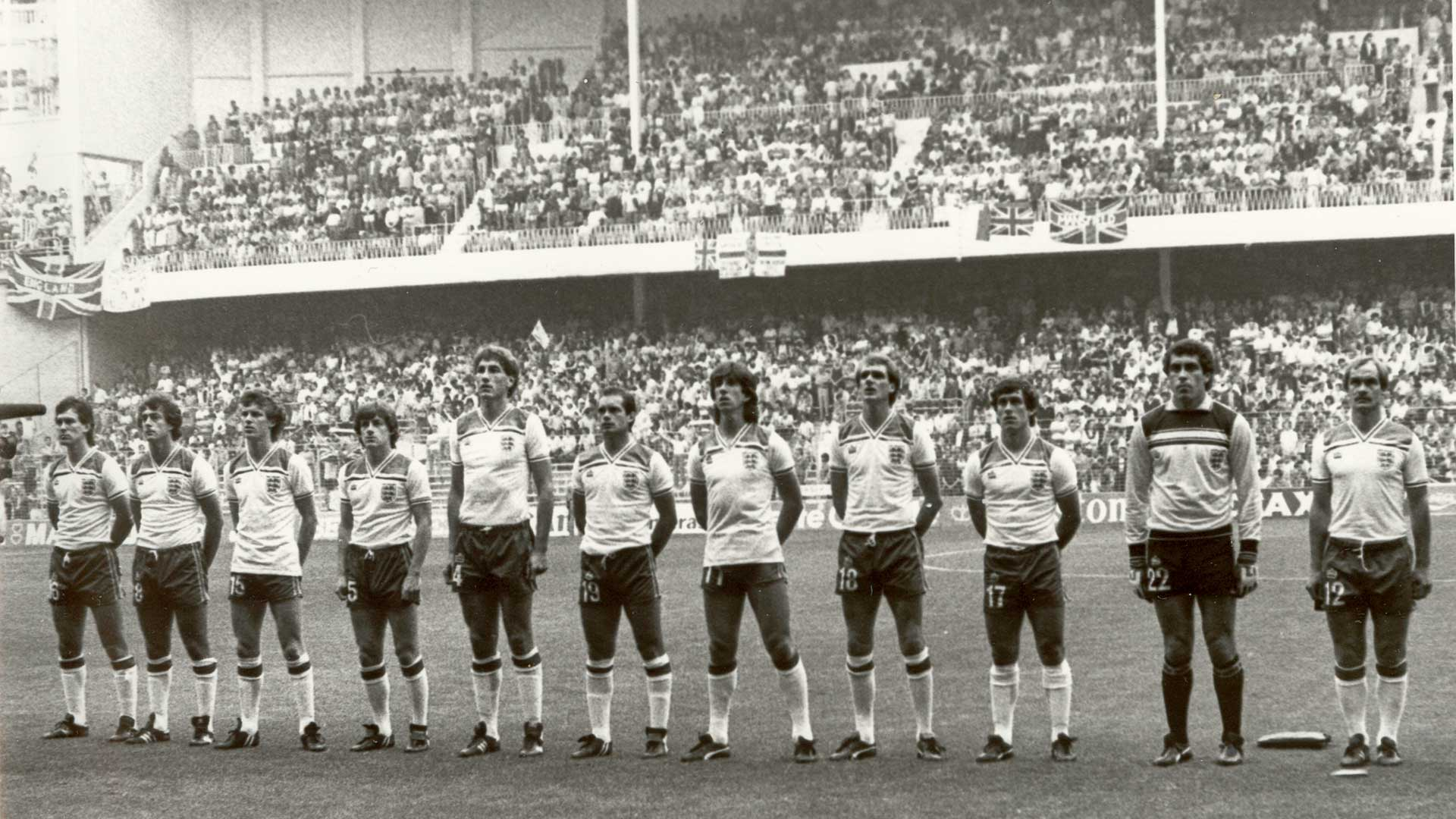 38 years since England – France match in San Mamés
