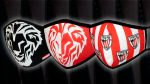 Athletic Club custom face masks