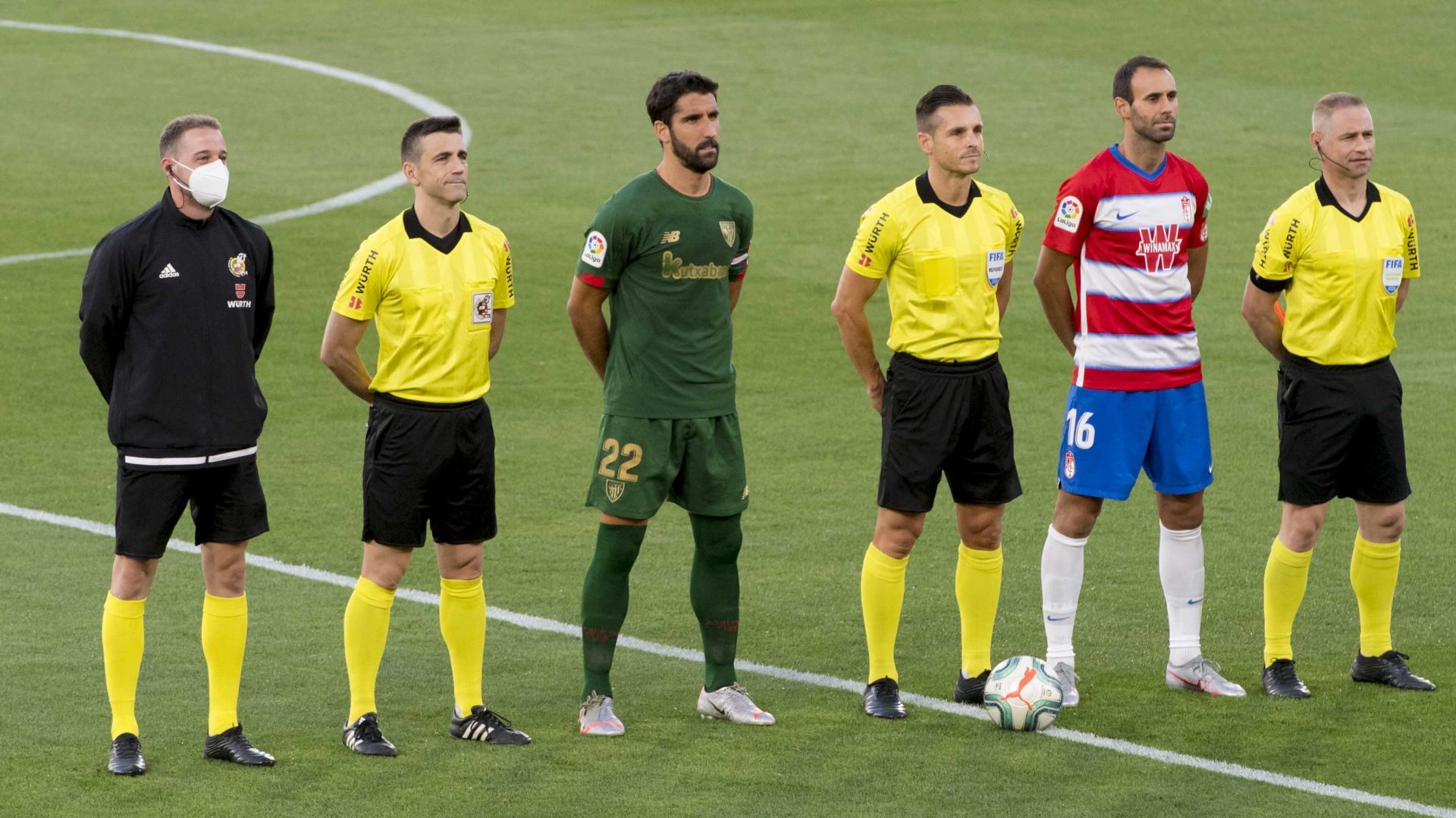 Granada CF – Athletic Club (J38, LaLiga 2019-20)