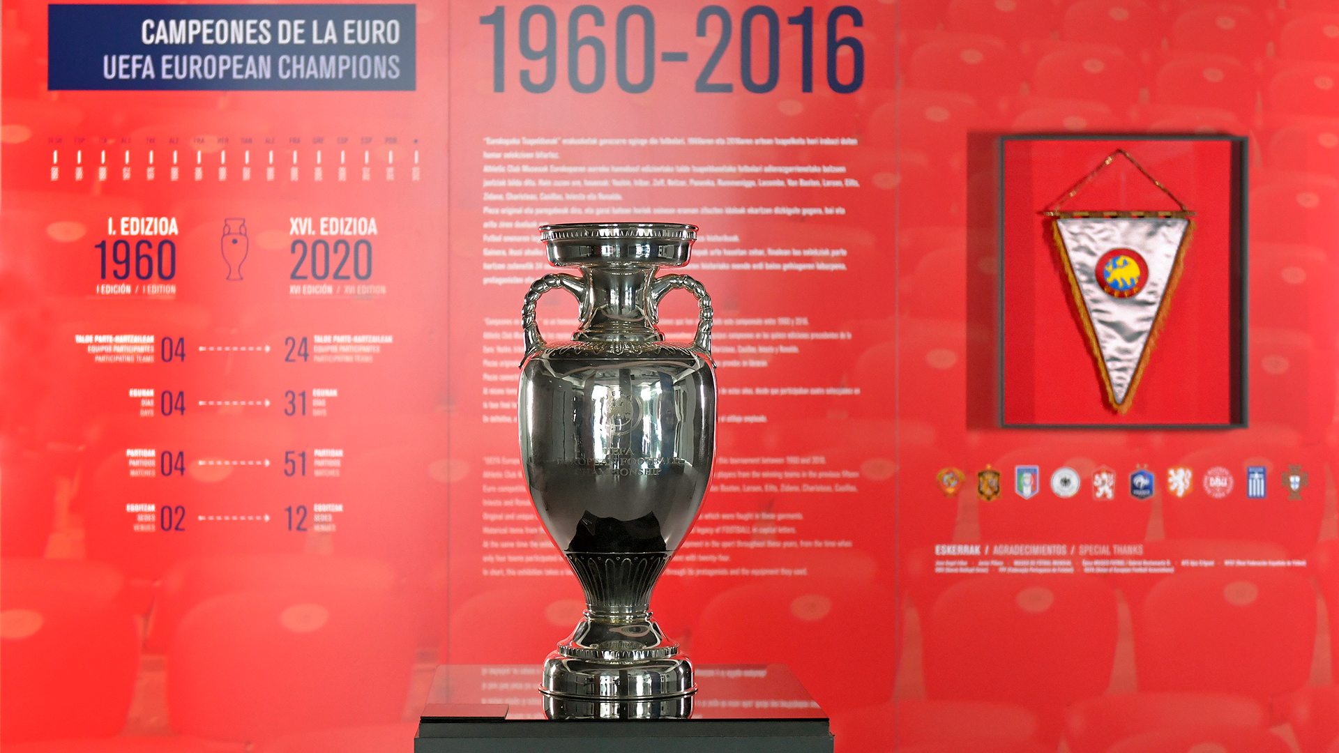 Athletic Club Museum extends opening hours