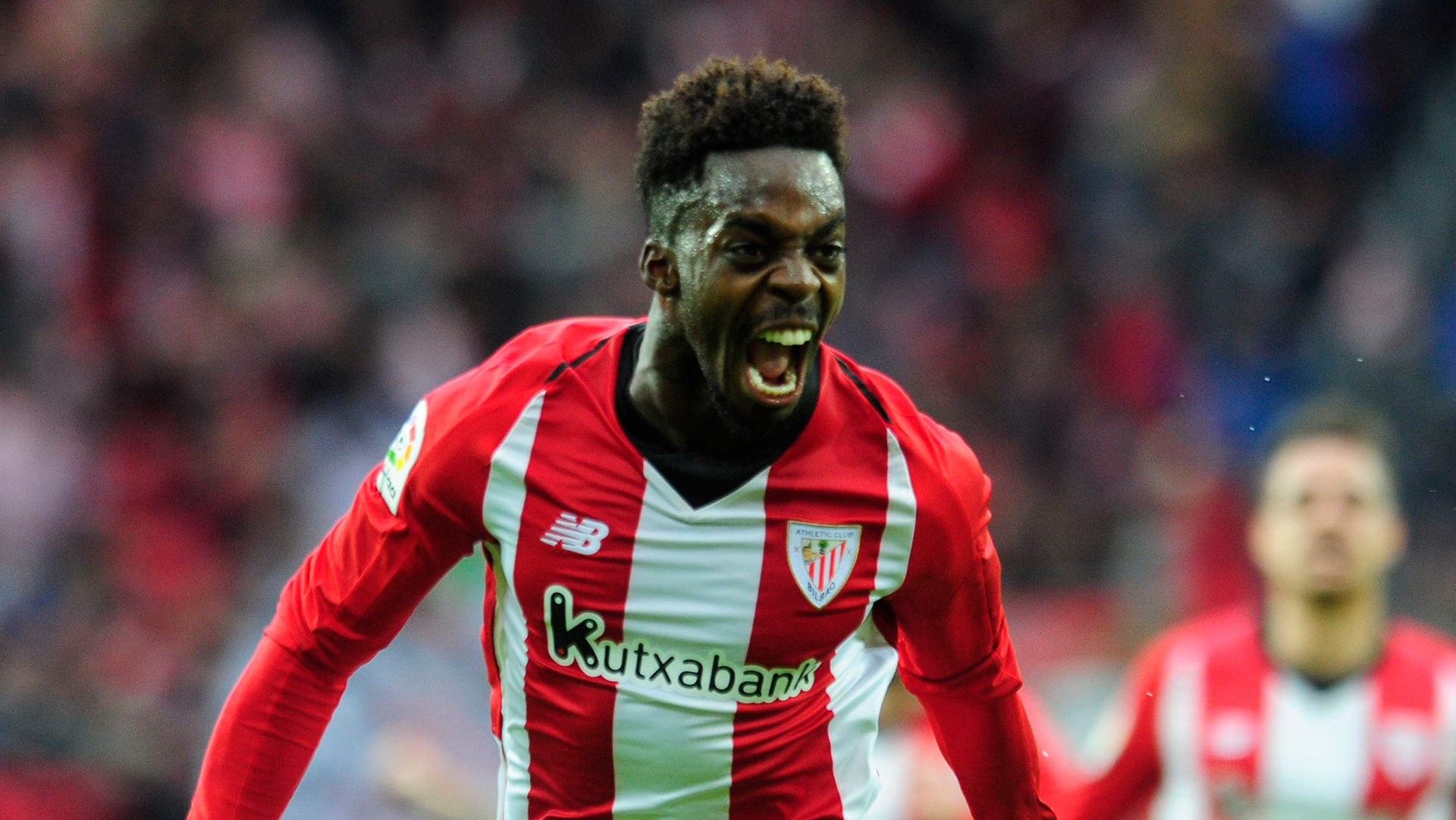 Williams, key player in the previous Athletic-Sevilla