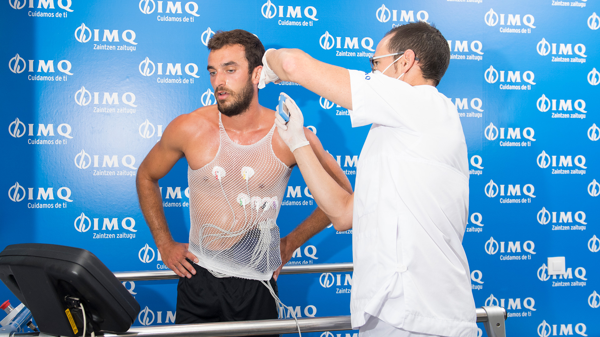 Athletic Club begin full medical evaluations with IMQ