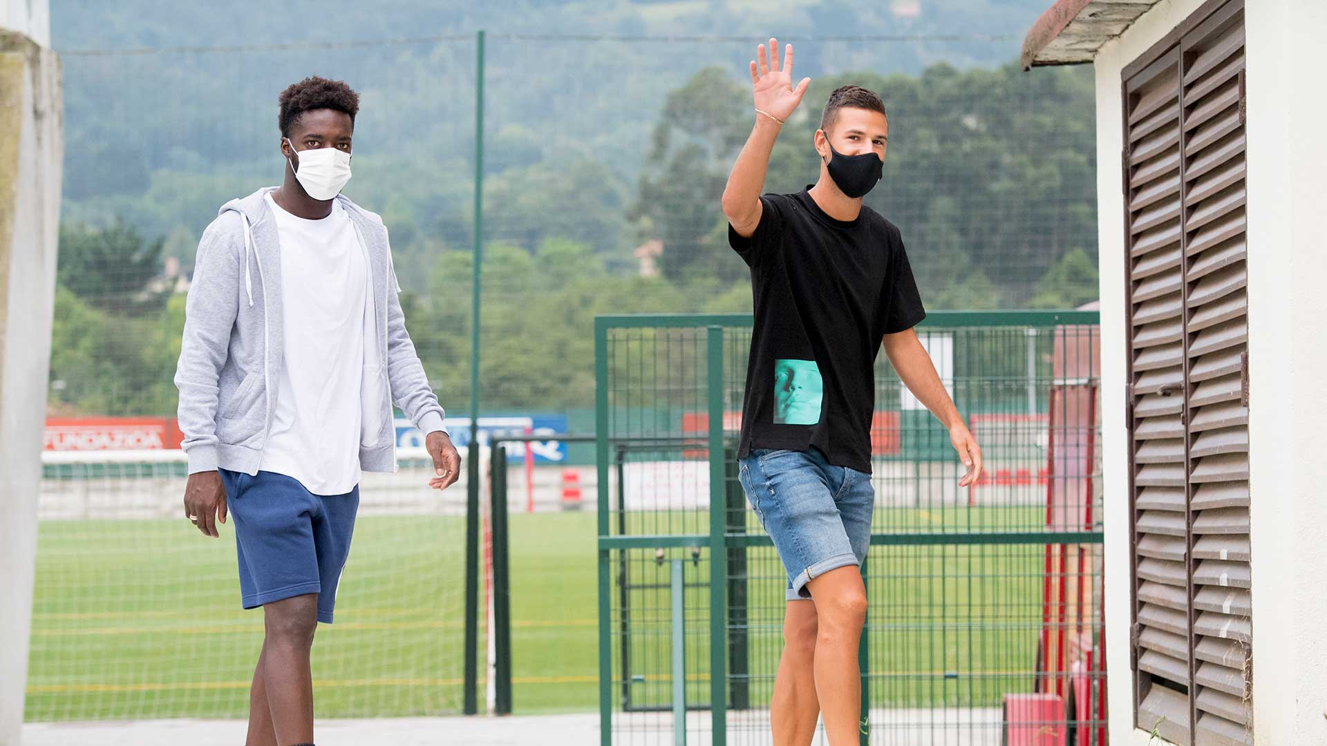 The first medicals of the pre-season for Athletic Club
