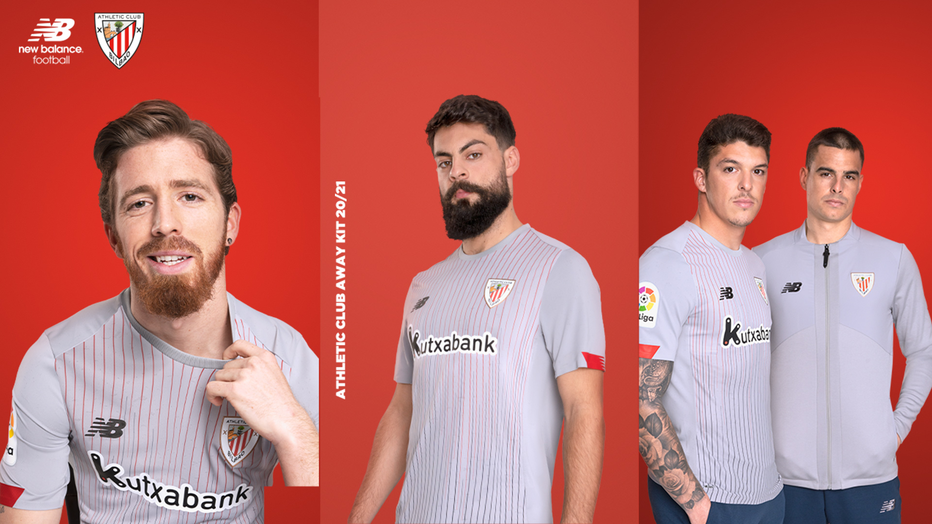 Athletic Club's 2020/21 away kit is out now