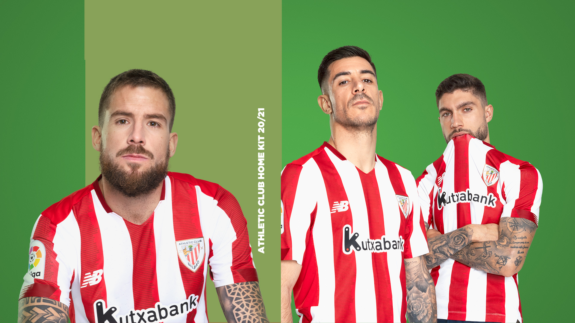 Athletic Club's 2020-21 home kit is out now