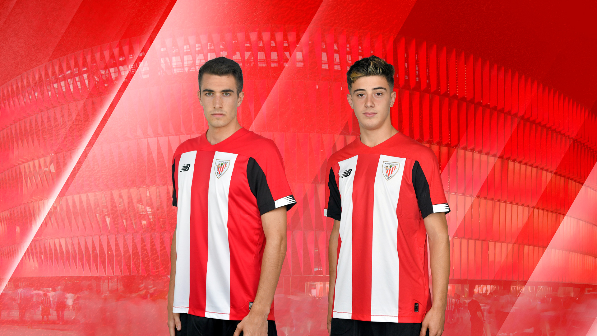 Serrano and Urain join pre-season with the first team