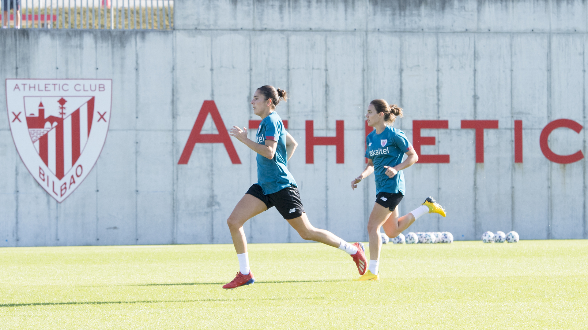 Athletic Club Women's work schedule until September 20