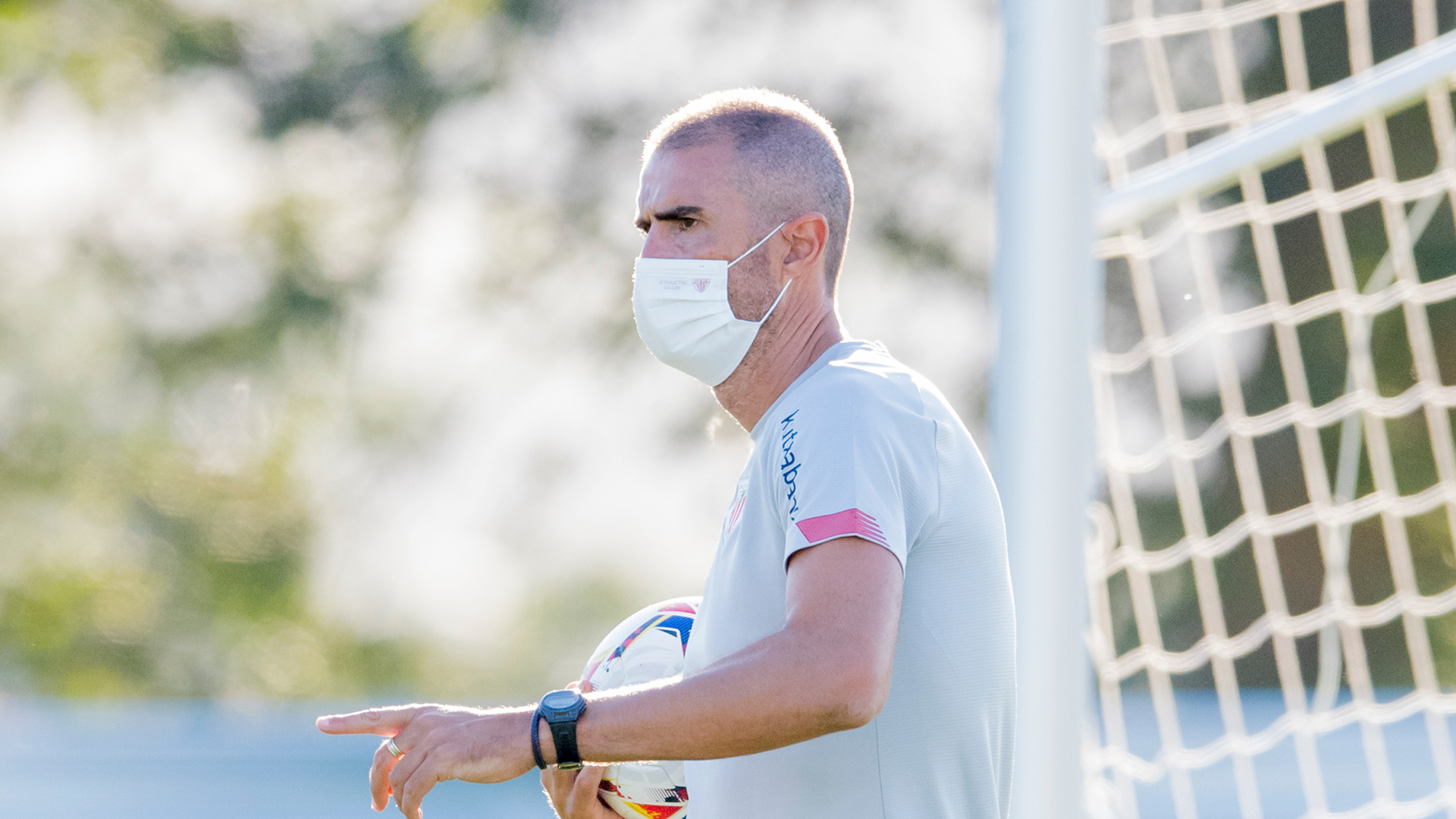 "Gaizka Garitano: ""The team is going to Eibar in better shape"""