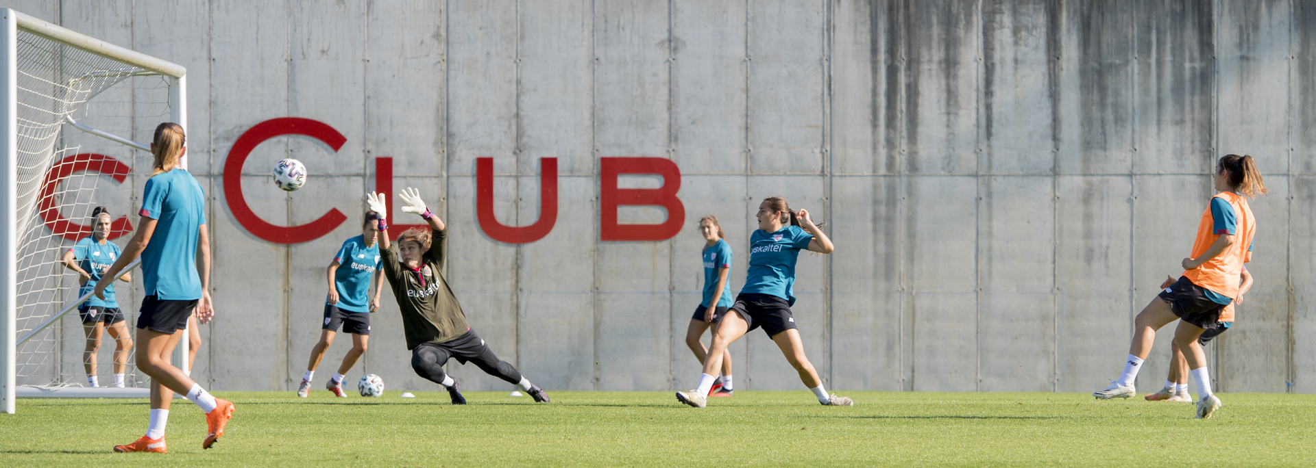 Athletic Club women's work schedule until October 4