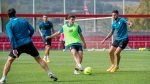 Athletic Club's work schedule until October 4