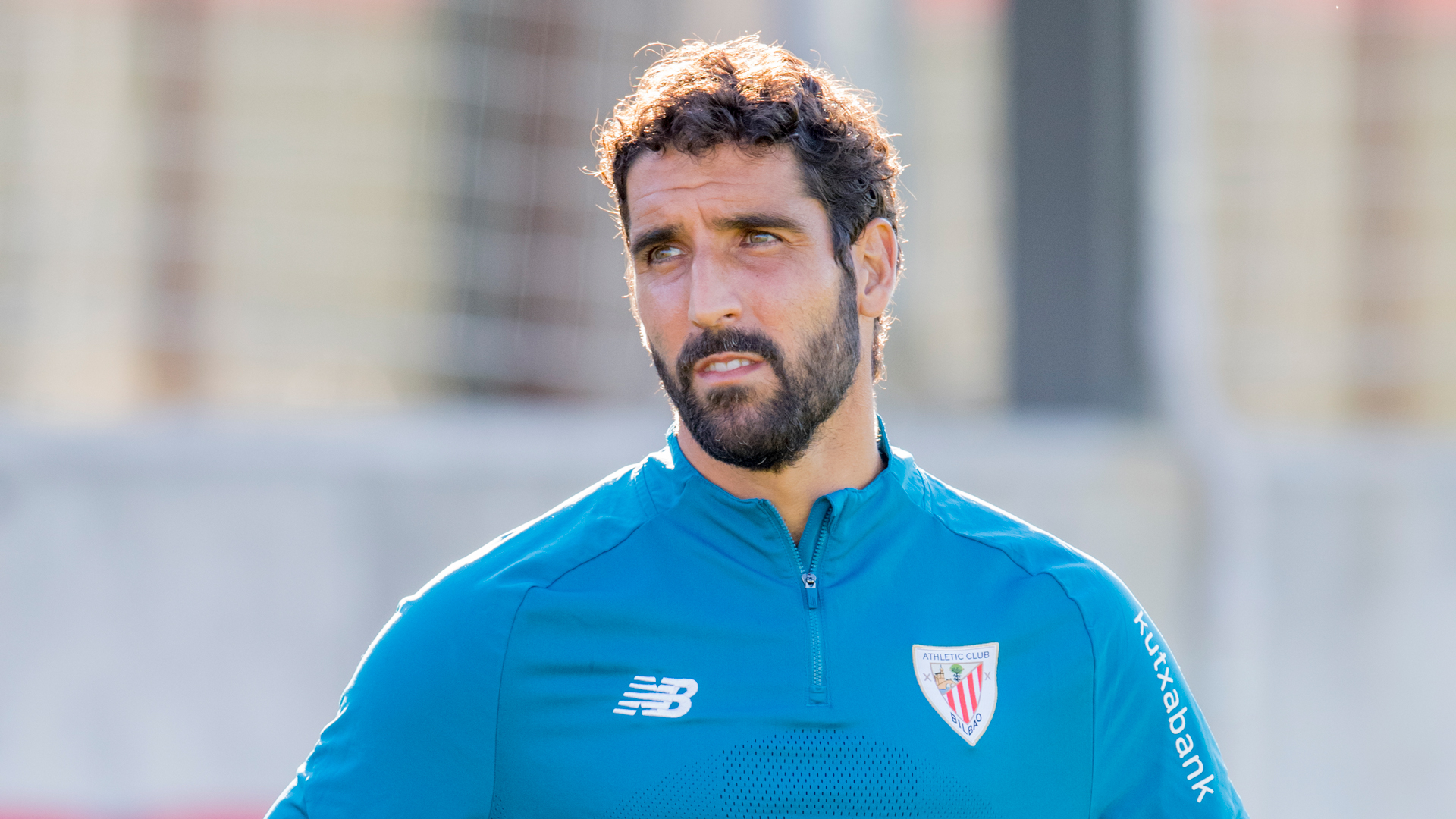 "Raúl García: ""We have to be positive"""
